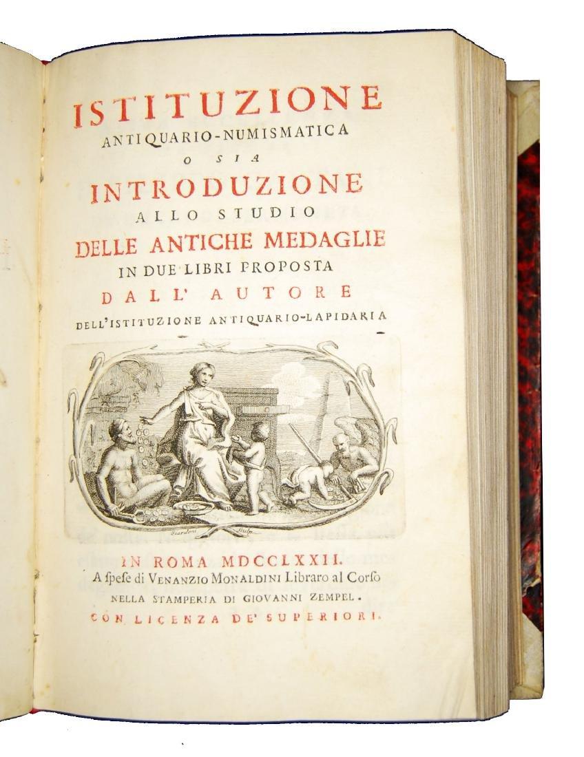 [Epigraphy] Zaccaria, Istituzione antiquario-lapidaria - 5