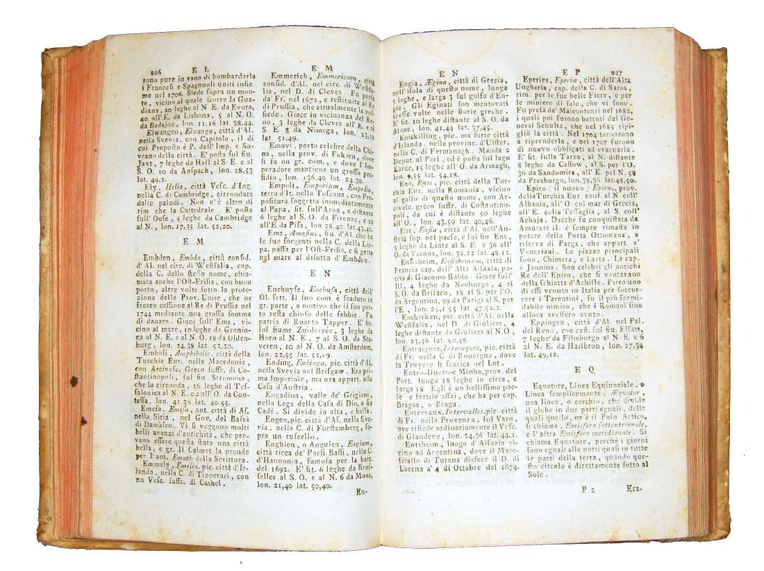 [Geography] Echard, Dizionario geografico portatile - 5