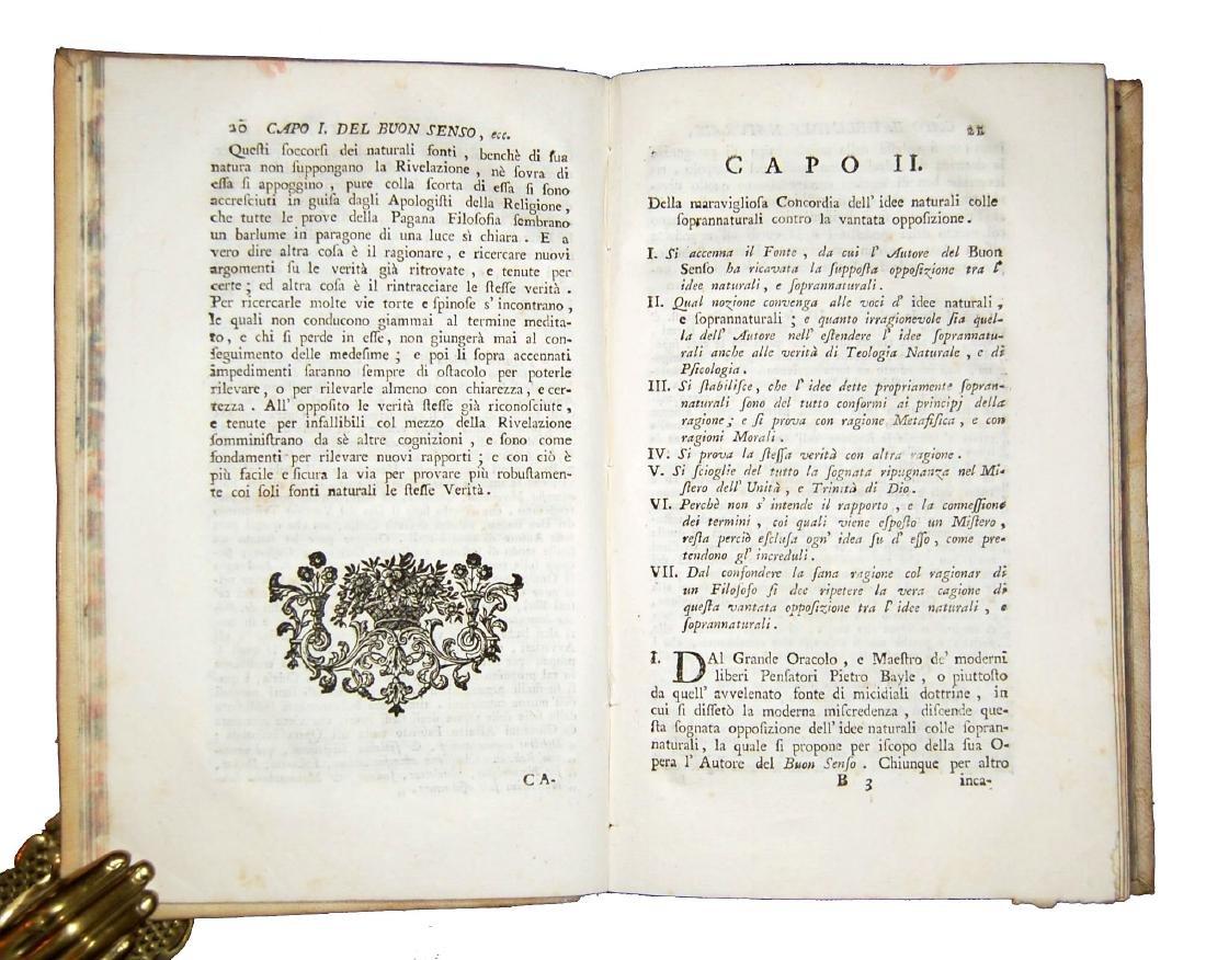 [Theology] Gardini, Verità di Teologia Naturale, 1778 - 4