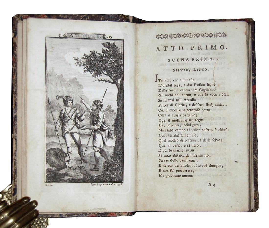 [Comedies] Guarini, Il Pastor fido, 1778 - 2