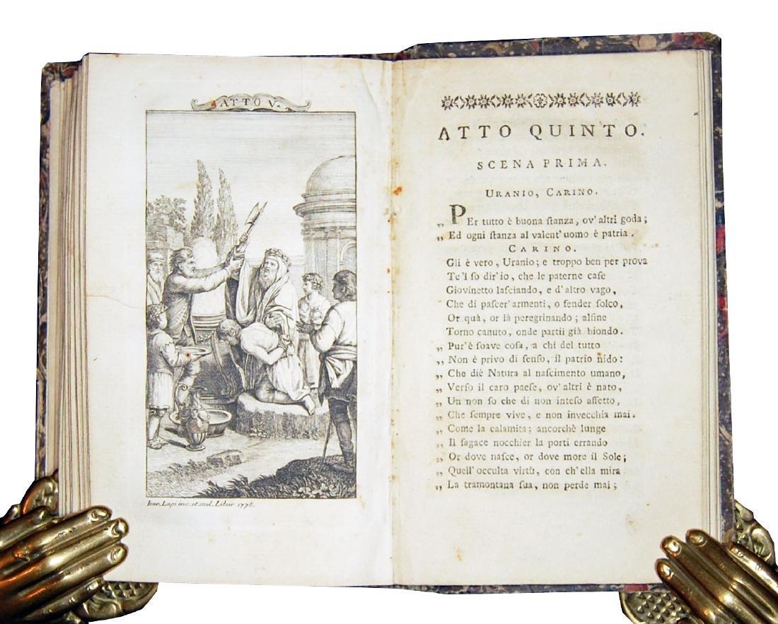 [Comedies] Guarini, Il Pastor fido, 1778 - 4
