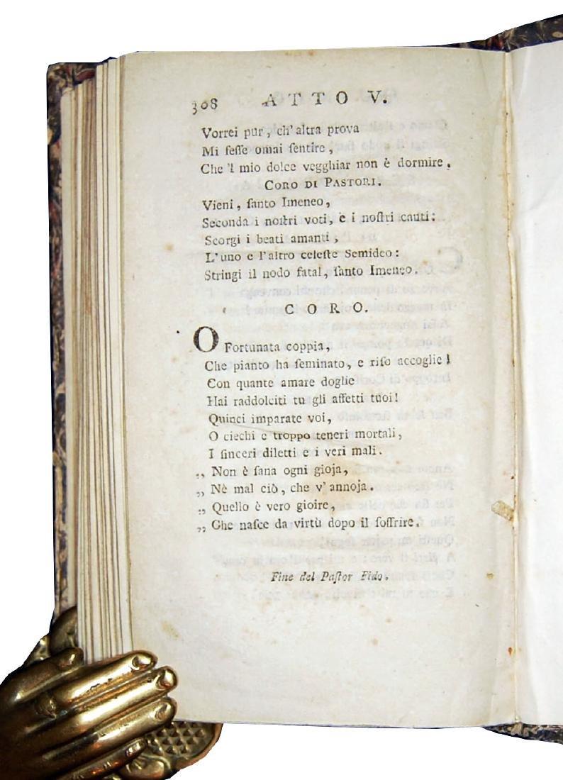 [Comedies] Guarini, Il Pastor fido, 1778 - 5