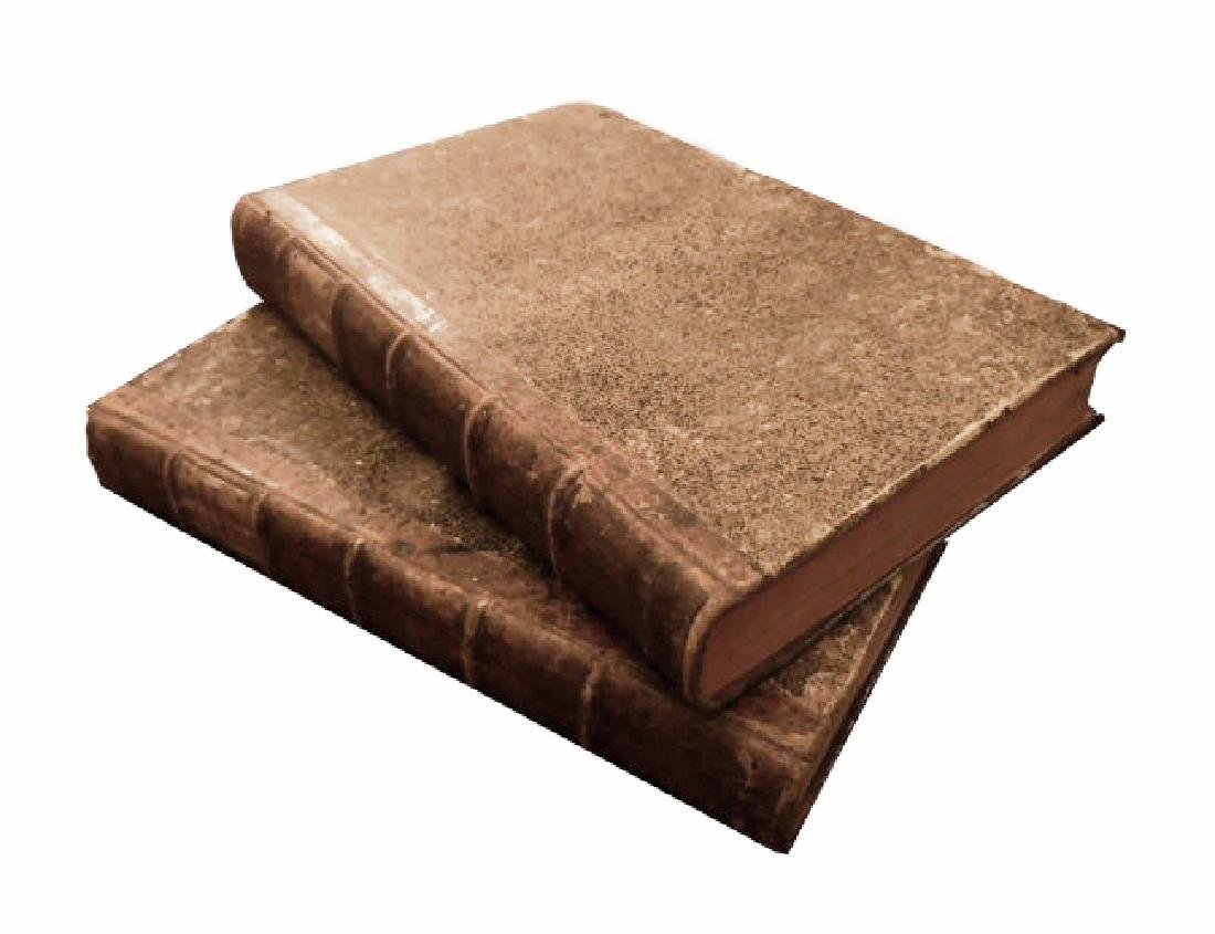 [Catholic Church, Doctrine] Pouget, 1782, 2 Folio vols