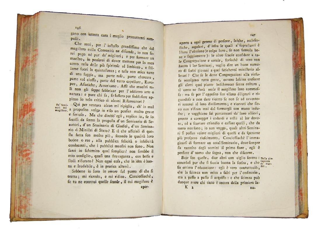 [Literature, Teaching] Noghera, Sui nuovi sistemi, 1787 - 3