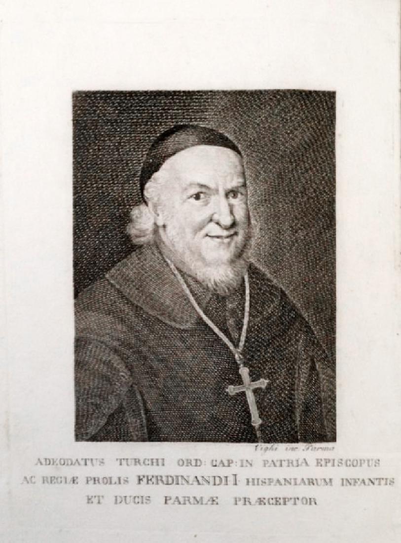 [Religious Texts] Turchi, Opere, 1805, 4 vols - 3