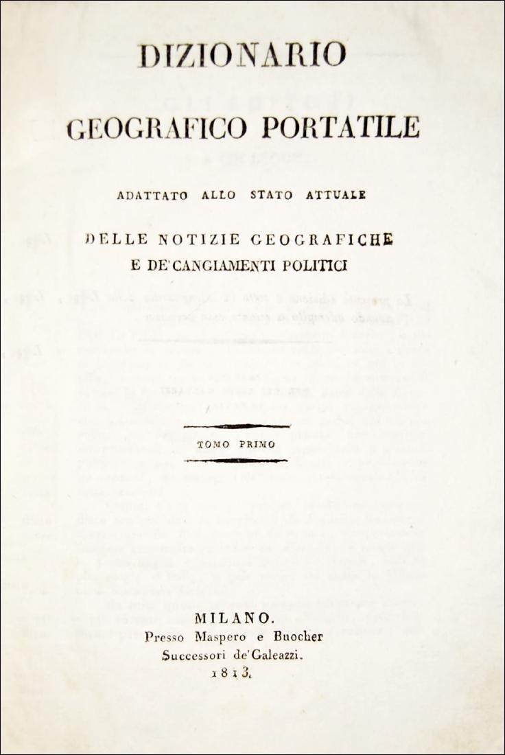 [Geography] Ladvocat, Dizionario geografico portatile
