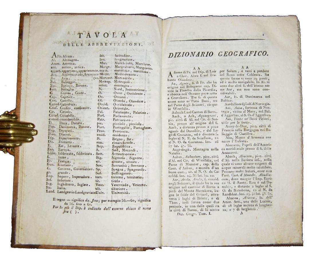 [Geography] Ladvocat, Dizionario geografico portatile - 3