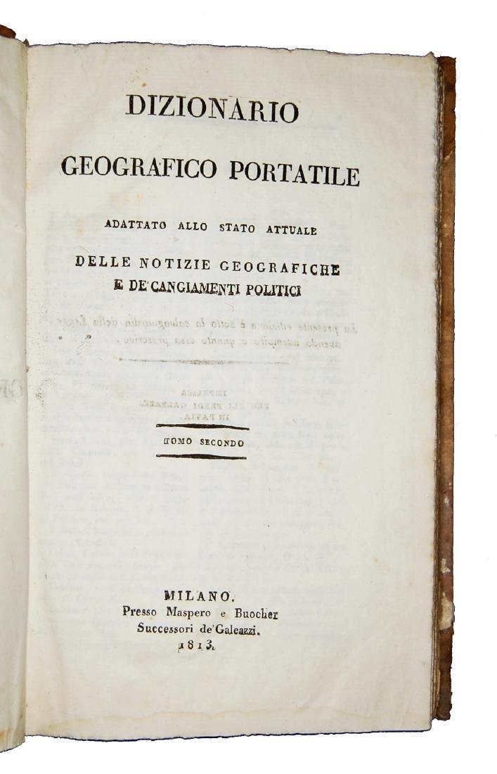 [Geography] Ladvocat, Dizionario geografico portatile - 4