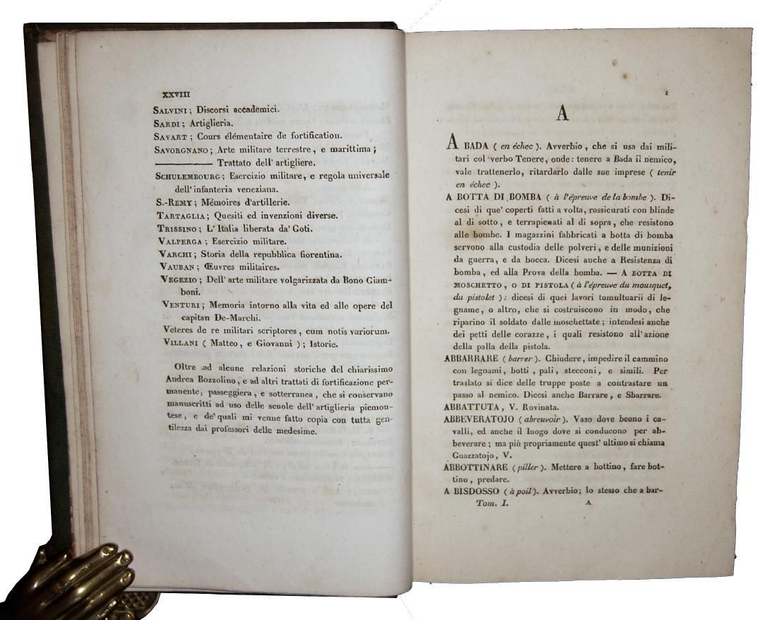 [War Science, Dictionaries] Grassi, Dizionario militare - 2
