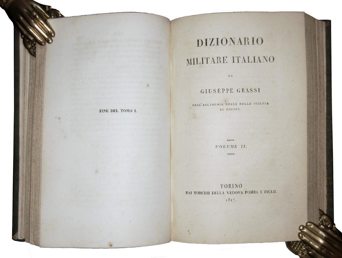 [War Science, Dictionaries] Grassi, Dizionario militare - 3