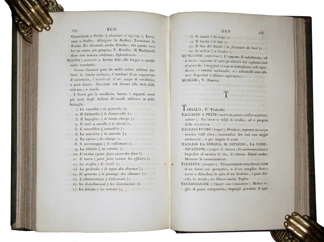[War Science, Dictionaries] Grassi, Dizionario militare - 4