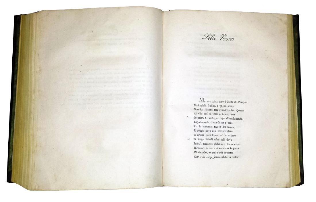 [Roman History, Pesaro imprint] Cassi, Farsaglia, 1826 - 6