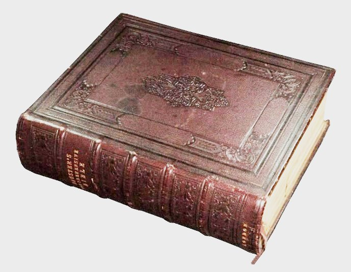[Bible & Gospels] Bagster, The Comprehensive Bible 1827