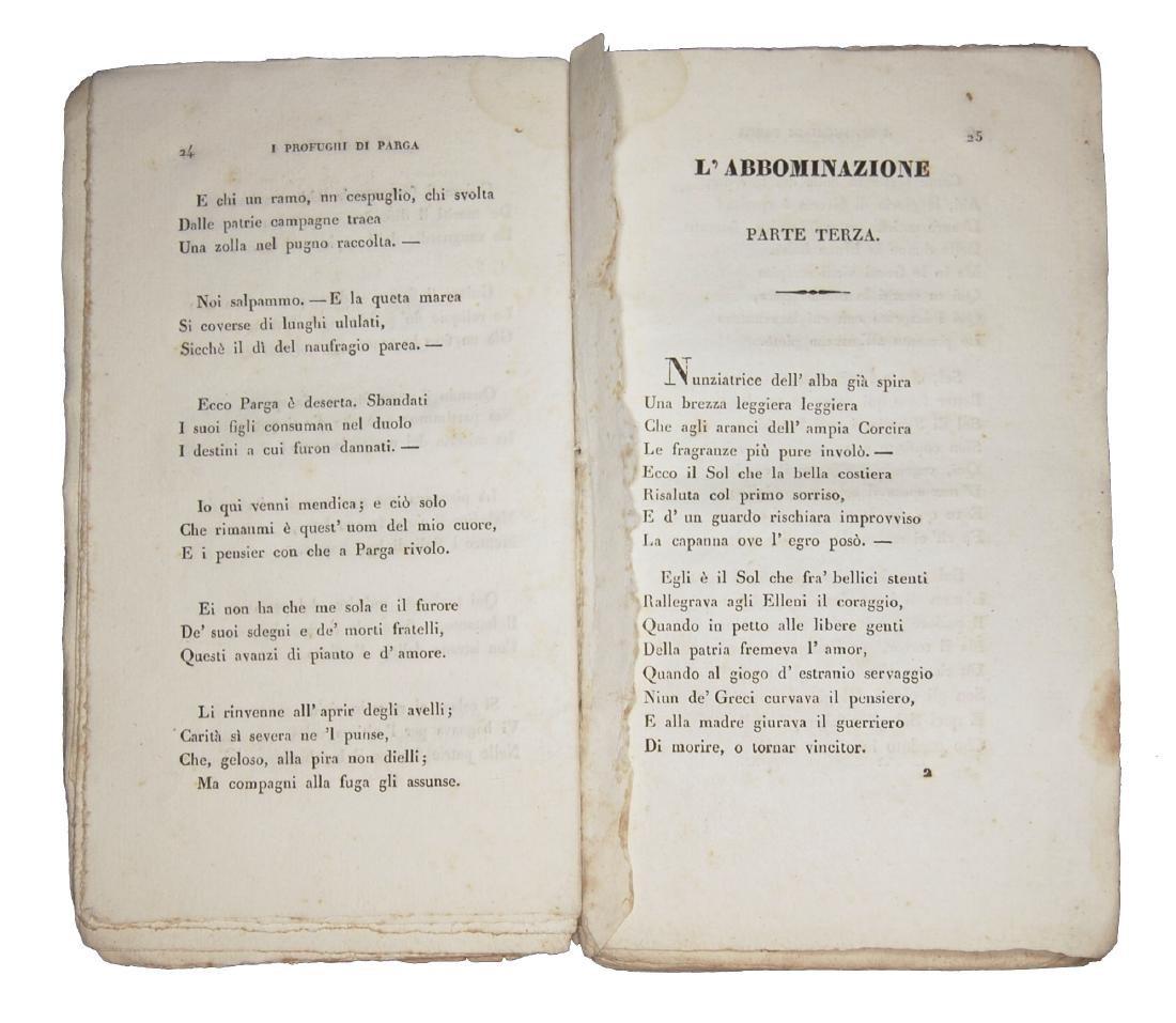 [Poetry] Berchet, Poesie, 1829 - 3