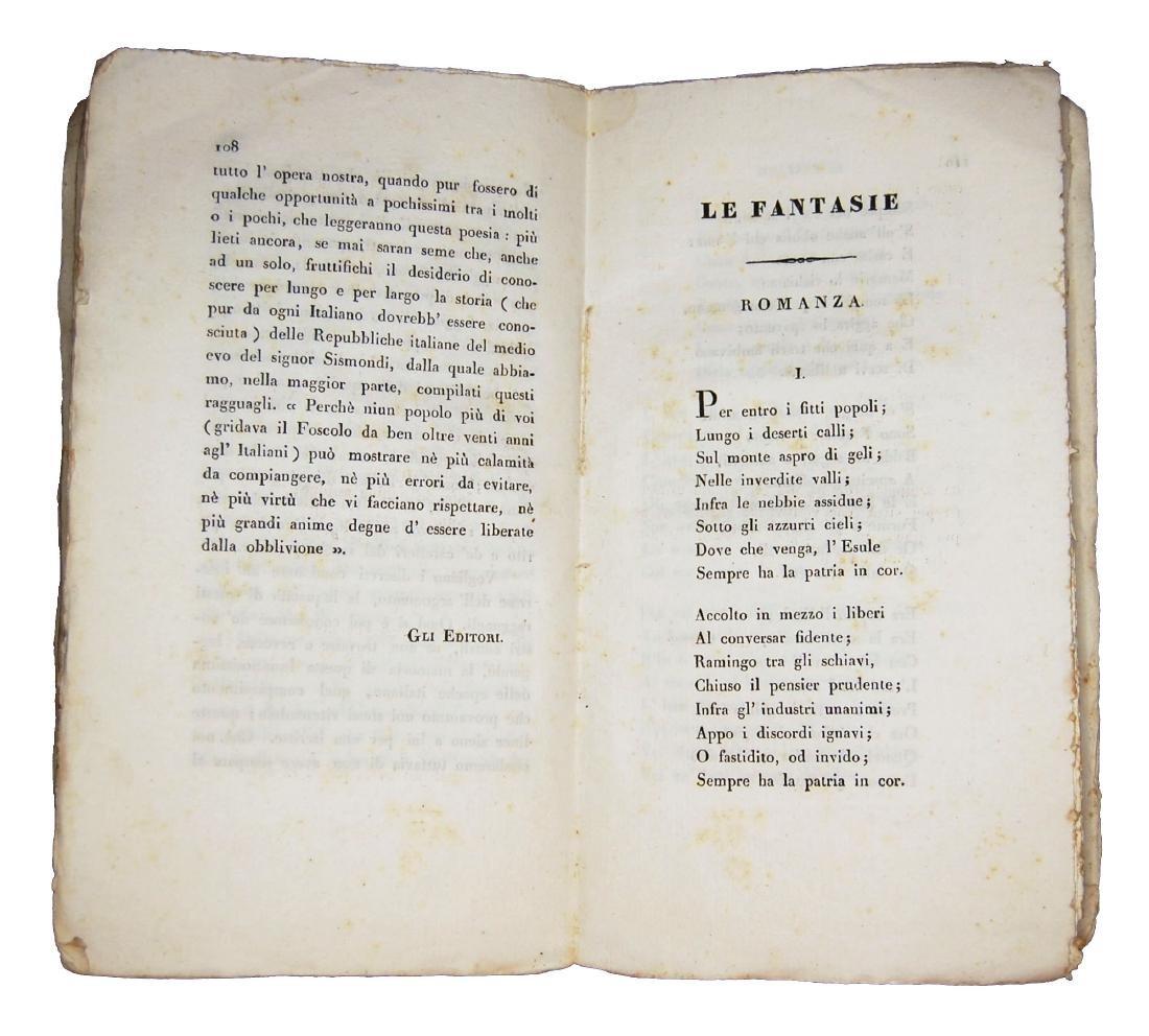 [Poetry] Berchet, Poesie, 1829 - 4