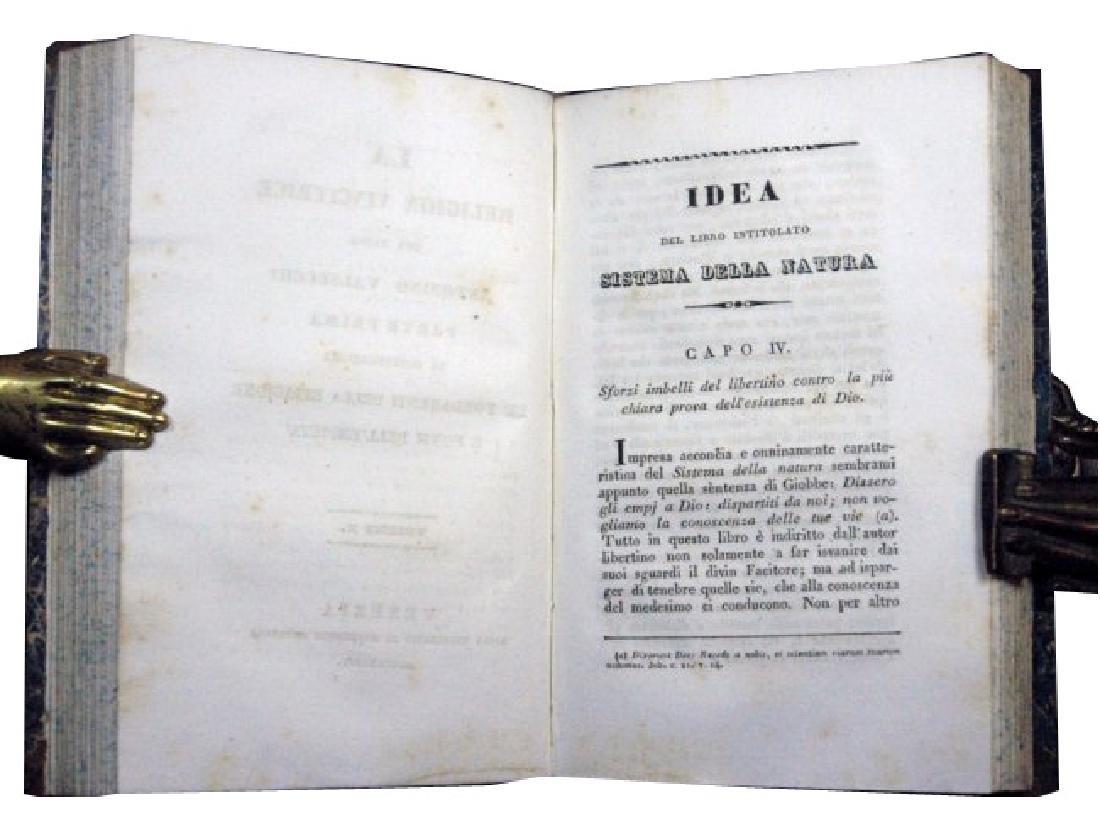 [Catholic Church, Doctrine] Valsecchi, 1834, 5 vols - 3