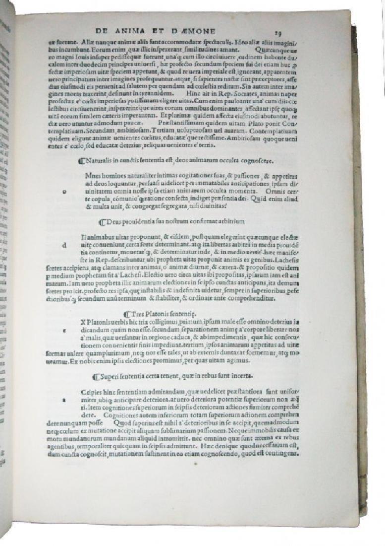 [Occult, Hermetism, Aldus] Iamblichus, 1516 - 5