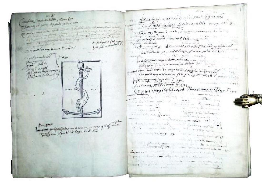 [Aldine Encyclopedia] Ricchieri, 1516 - 5