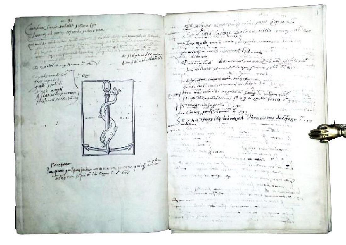 [Aldine Encyclopedia] Ricchieri, 1516 - 7