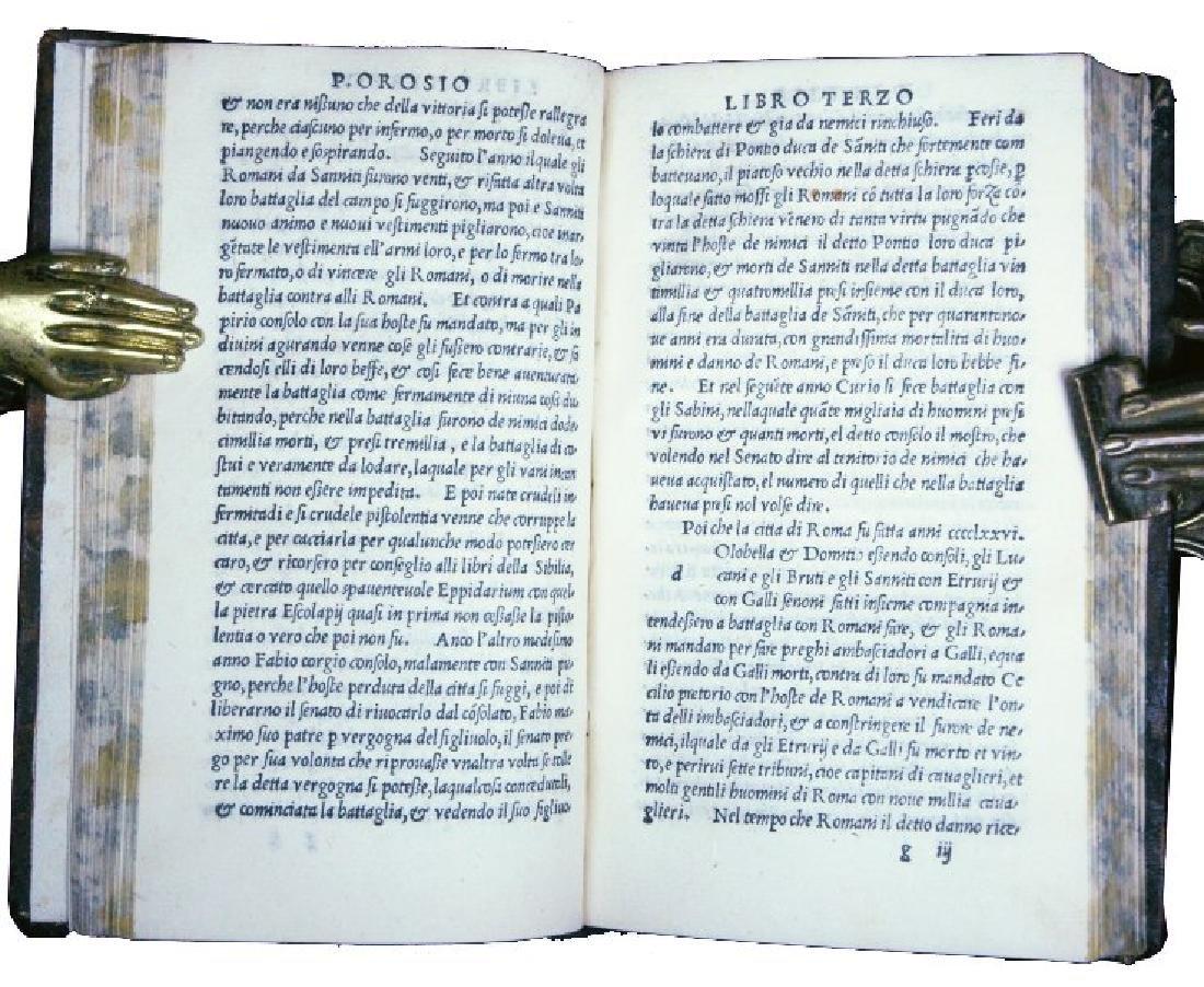 [Hispanic books] Orosius, 1520 - 3