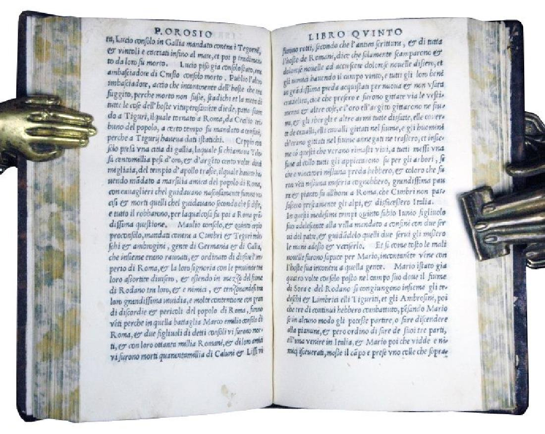 [Hispanic books] Orosius, 1520 - 4