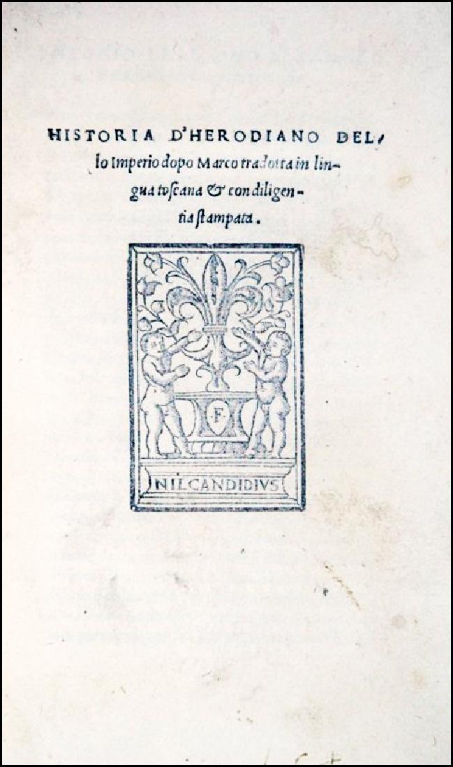 [Roman History] Herodianus, 1522
