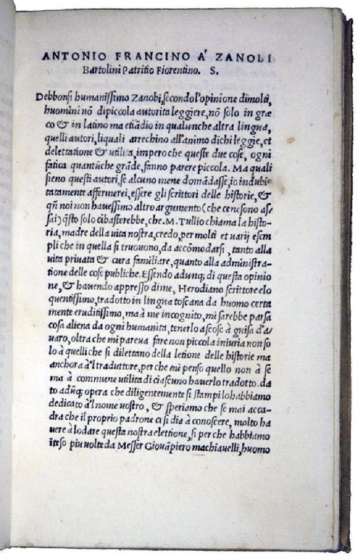 [Roman History] Herodianus, 1522 - 5