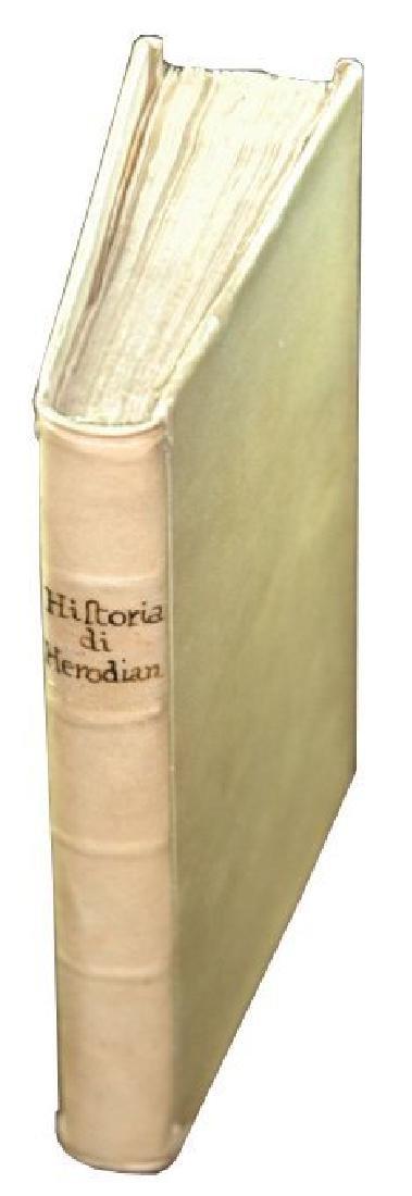 [Roman History] Herodianus, 1522 - 9