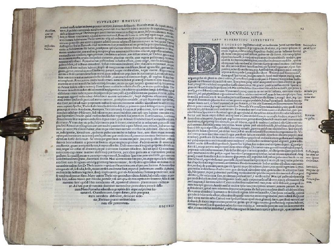 [Greek History, Celebrities] Plutarchus, 1538 - 7