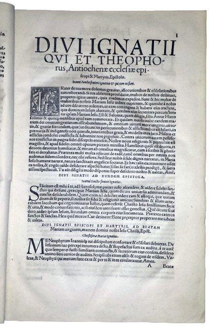 [Church, Forbidden Books] Mikropresbutikon, 1550 - 4