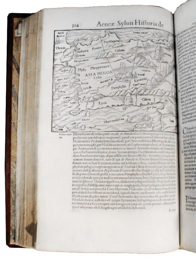 [Cosmography, Explorations] Piccolomini, 1551 - 6
