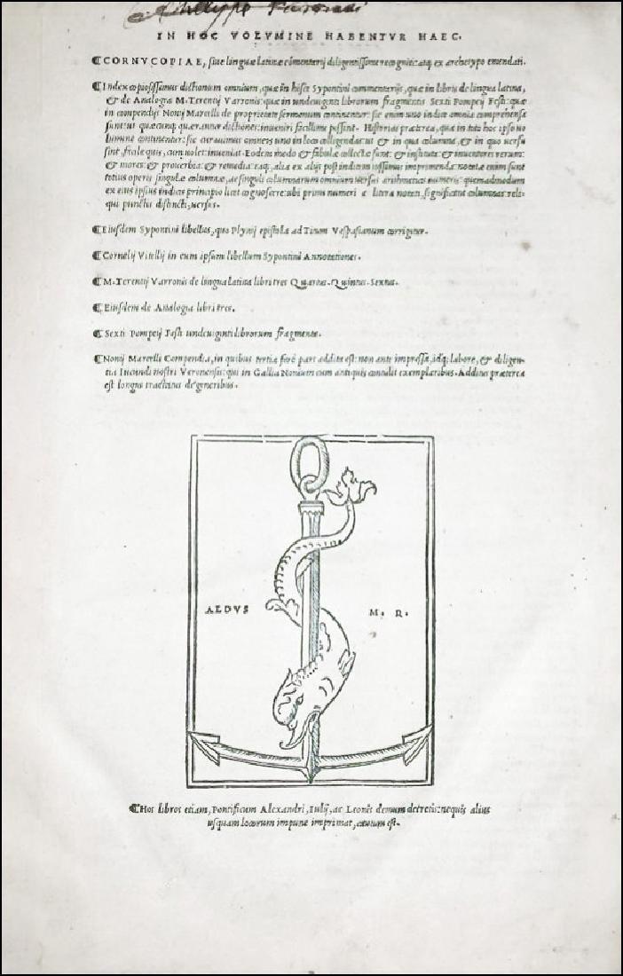 [Roman History] Livius - Sigonio, 1566, 2 works