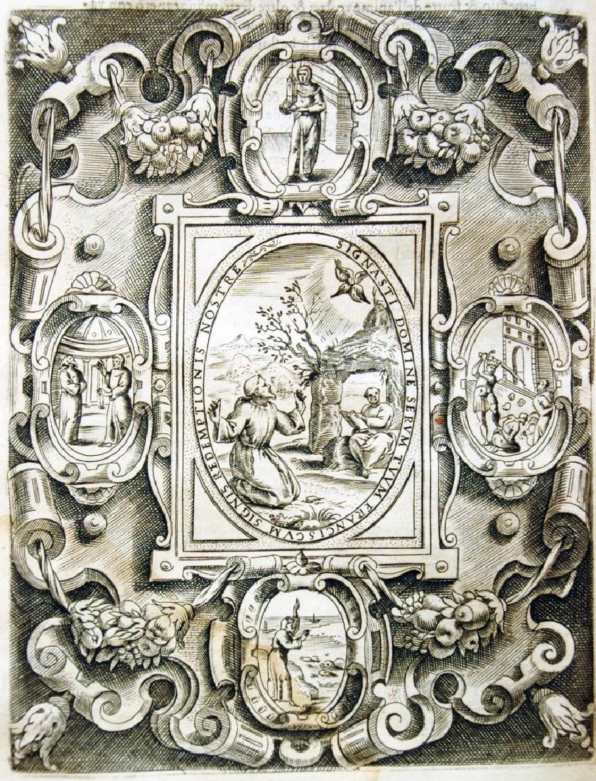 [History of Franciscan Orders] De Lisboa, 3 vols