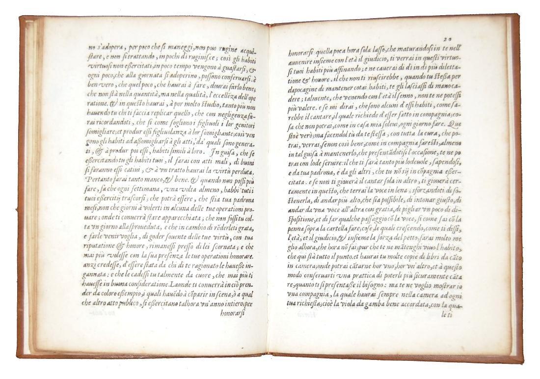 [Courtesy Books, Women] Guasco, Ragionamento, 1586 - 6