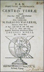 [Astronomy & Geology] Vallerius, 1693