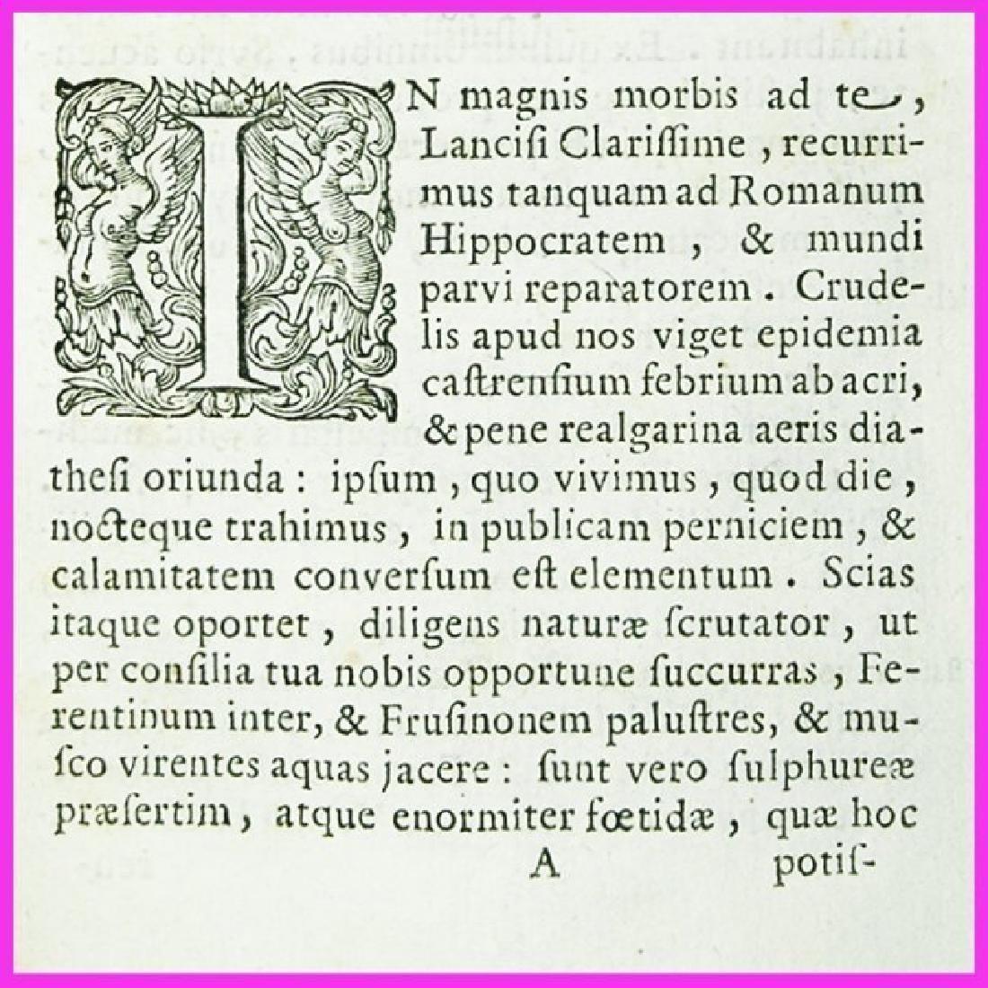 [Medicine, Earthquakes] Cocchi, 1725