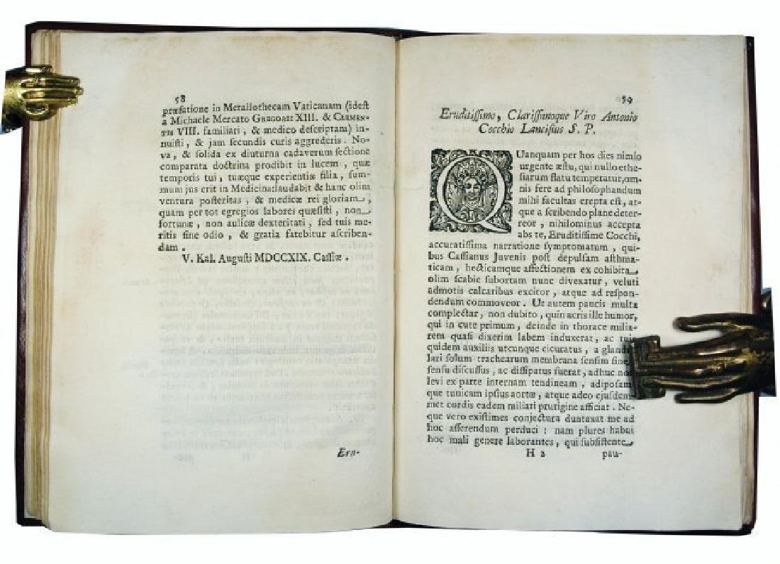[Medicine, Earthquakes] Cocchi, 1725 - 4