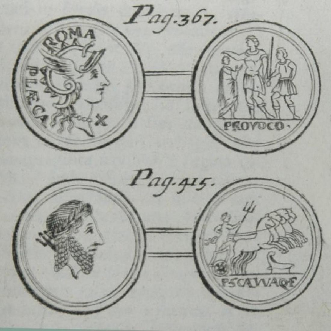 [Roman History, Binding] Nieupoort, 1732, 2 vols - 4