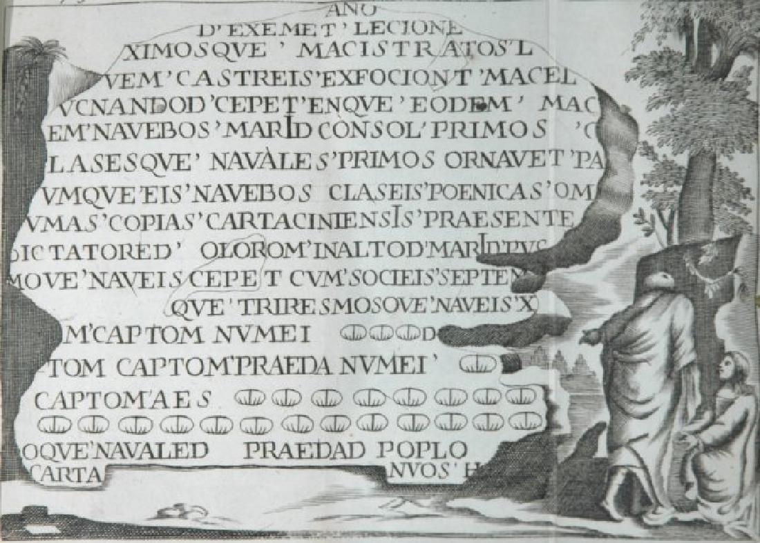 [Roman History, Binding] Nieupoort, 1732, 2 vols - 5