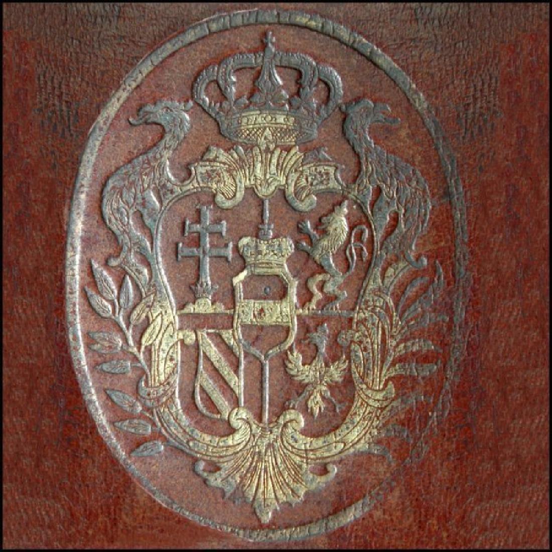 [Roman History, Binding] Nieupoort, 1732, 2 vols - 6