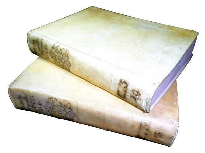 [Probabilism] Concina, 1743, 2 vols