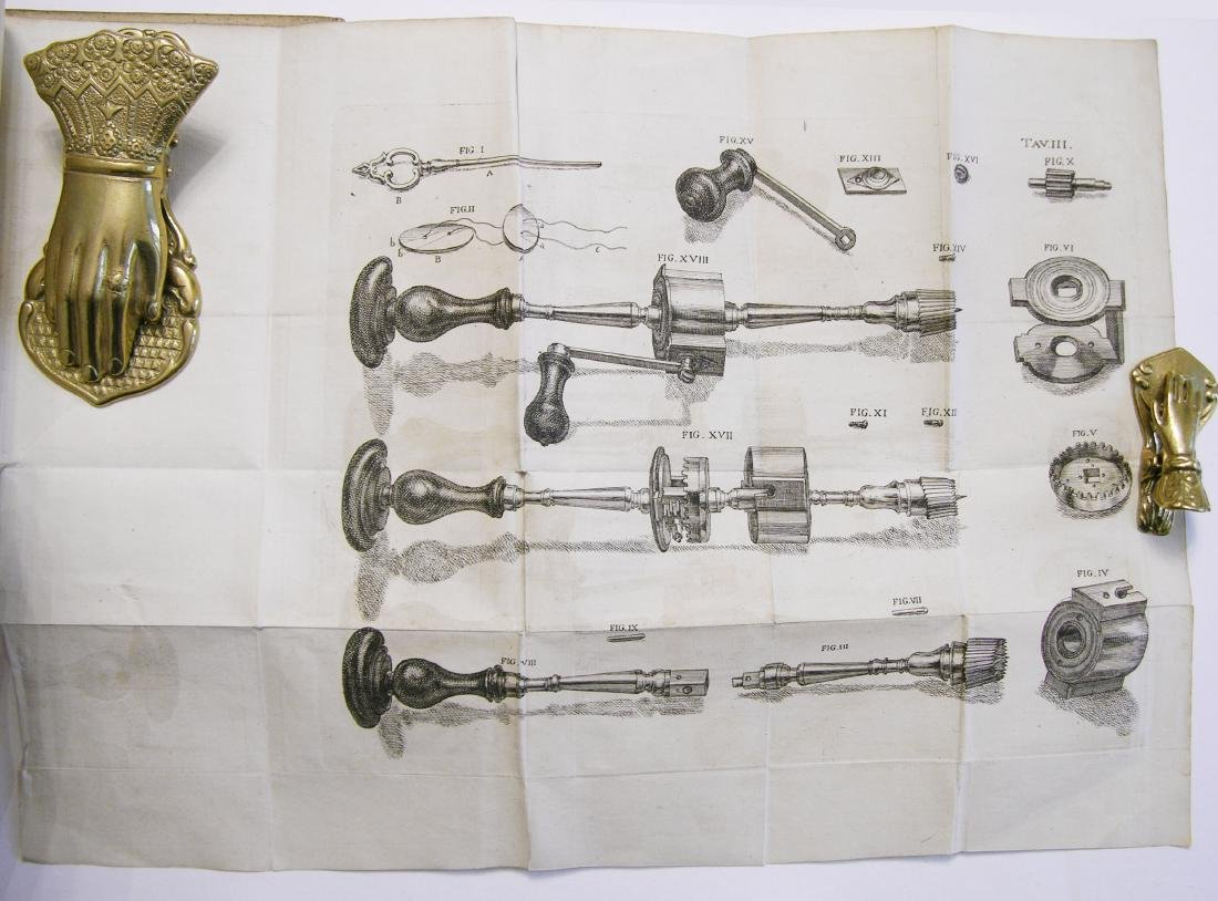 [SURGERY, TREPHINATION] Rouhault, Ferite al Capo, 1773 - 2
