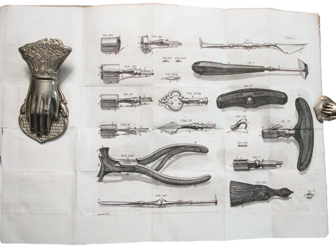 [SURGERY, TREPHINATION] Rouhault, Ferite al Capo, 1773 - 4