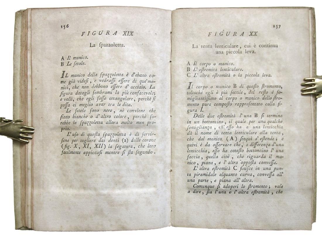 [SURGERY, TREPHINATION] Rouhault, Ferite al Capo, 1773 - 5
