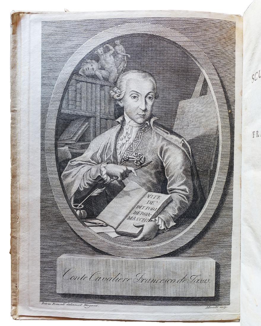 [History of Art] Tassi, Vite de' Pittori, 1793