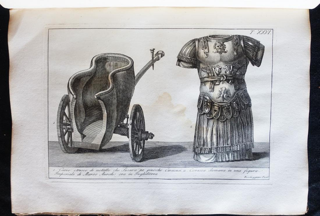 [Egypt, llustrated book] Roccheggiani, 100 Tavole - 3