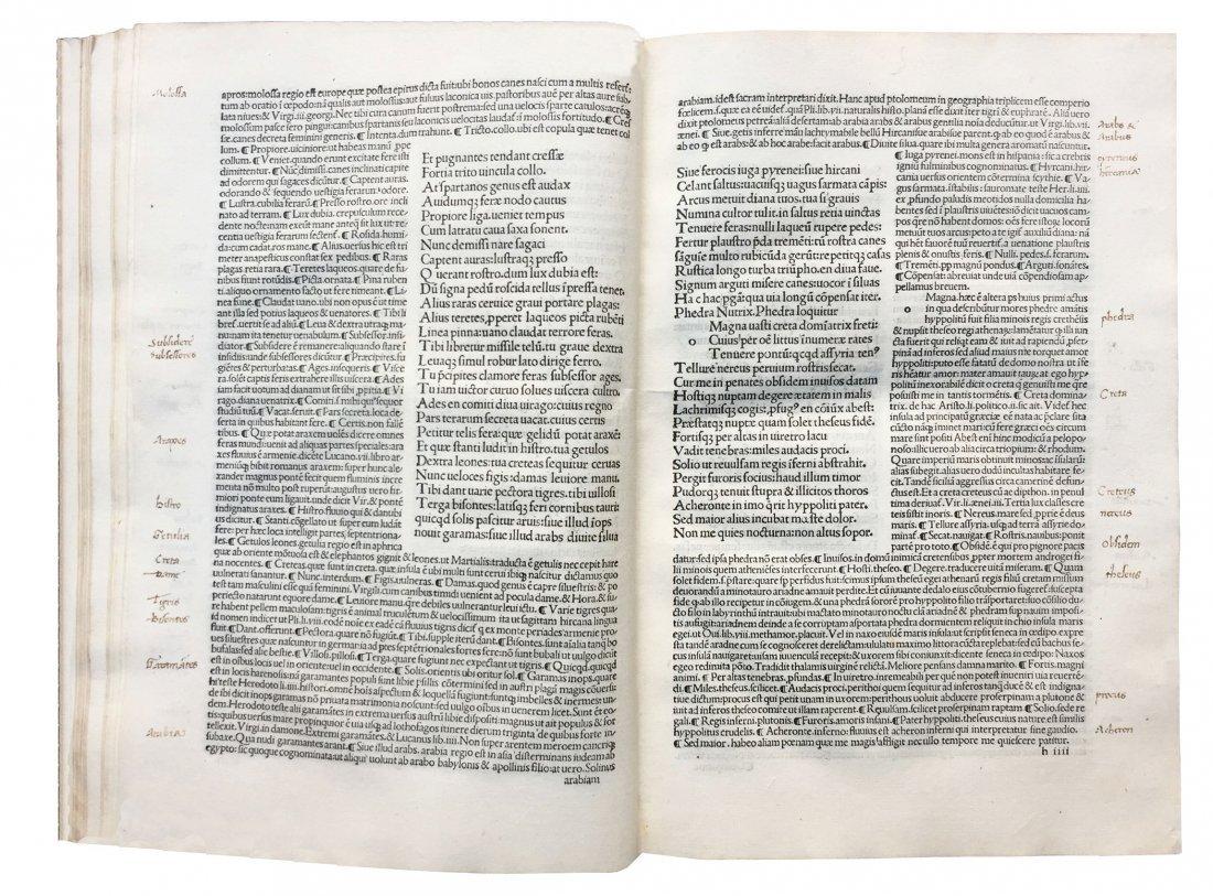 [Incunabula] Seneca, Tragedies, 1492