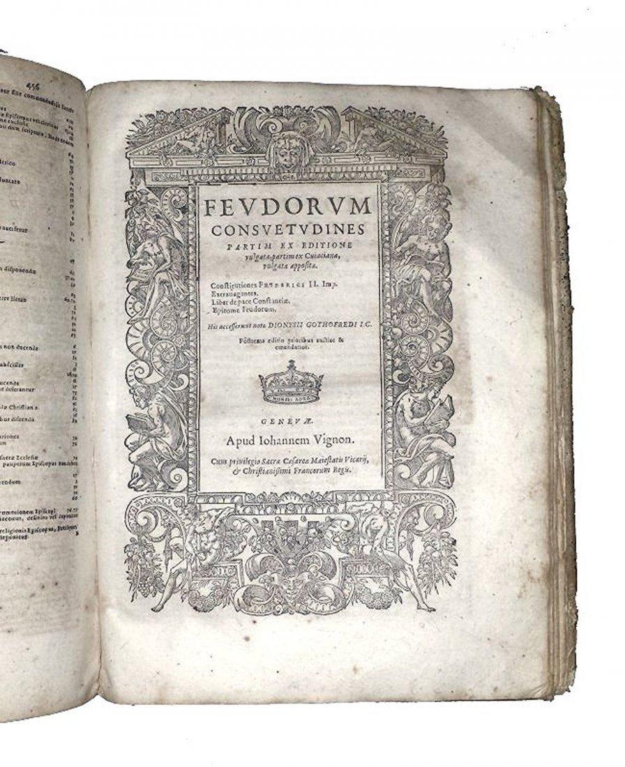 [Western Law] Justinianus, Corpus Iuris, 1619 - 3