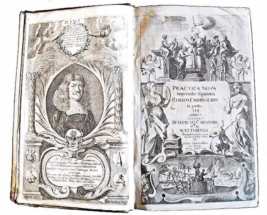 [Criminal Law, Procedure] Carpzov, Practica, 1684