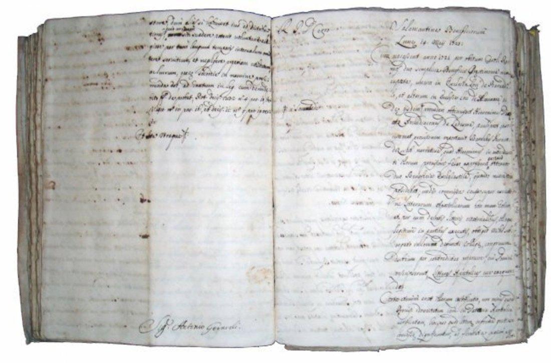 [Manuscripts] Ms Cerri, 1719, 3 vols - 4